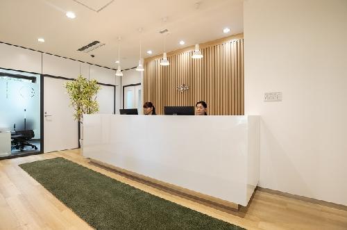リージャス岡山アクロスキューブビジネスセンター