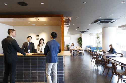 ServiceOffice W 京都駅前