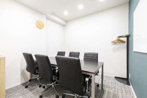 完全予約制の会議室