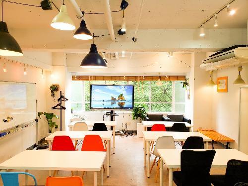 ShareOfficeBIGness ~リモートワーク時代のワークプレイス コワーキング+個室スペース~デジタルホワイトボード完備