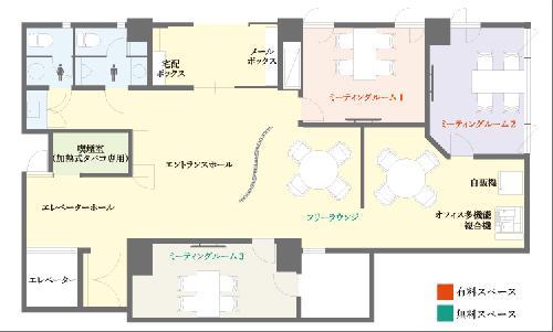 オフィスニューガイア博多駅前 No.50